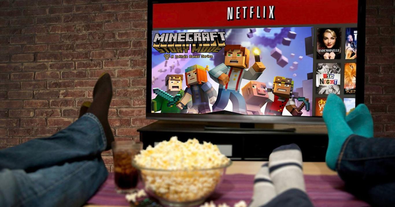 Netflix se prepara ya su división de videojuegos.